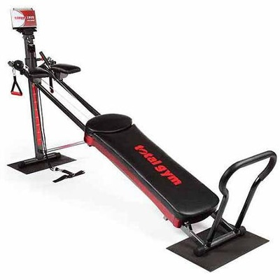 sliding ab machine